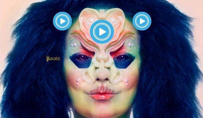 Björk'ün Yeni Albümünü Alan Herkese 100 Audiocoin Hediye!