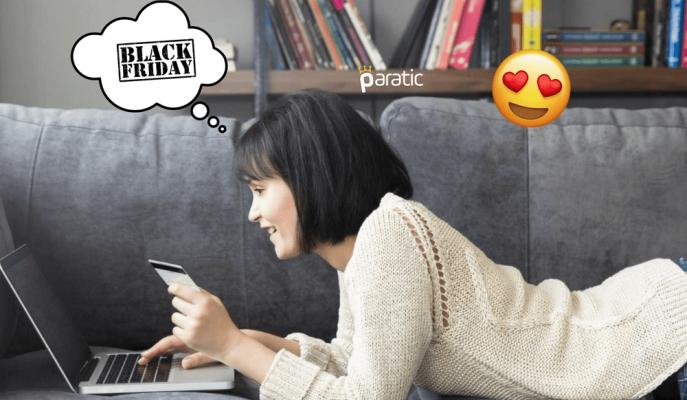Black Friday'de İnternetten Yapılan Kartlı Ödeme Rekor Kırdı!