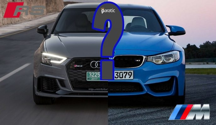 BMW M3 vs Audi RS3: Hangisi?