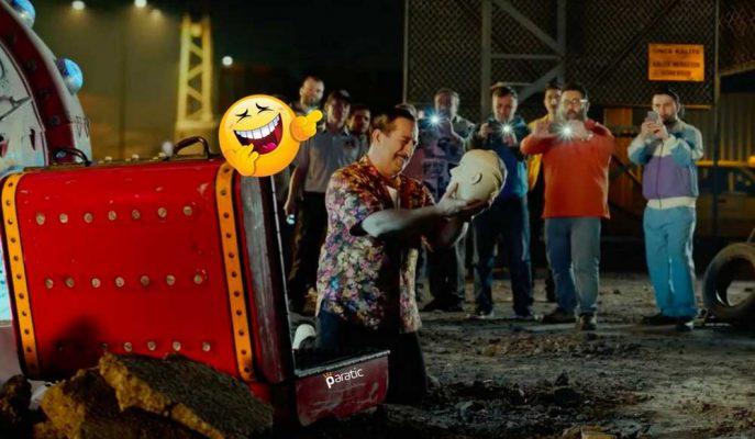 Cem Yılmaz'ın Yeni Filmi Arif V 216'dan 3 Bomba Video!