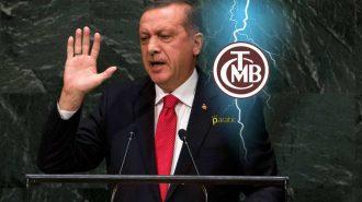 Cumhurbaşkanı Erdoğan'dan Merkez Bankası'na Sert Eleştiriler