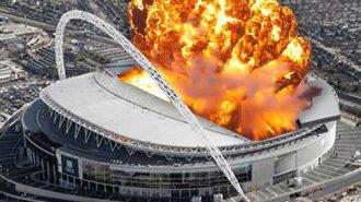 Dinamitler ile Yerle Bir Edilmiş 10 Stadyum ve Arenanın Görüntüsü