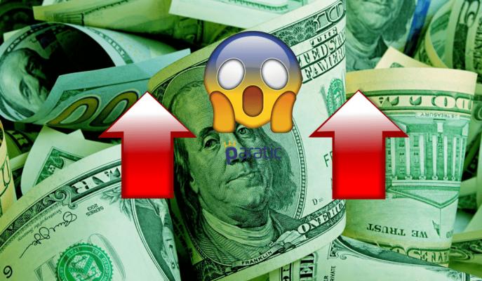 Dolar Enflasyon Sonrası 3,86'ya Fırladı