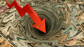 Yükselişine Ara Veren Dolar 3,91'e Geriledi