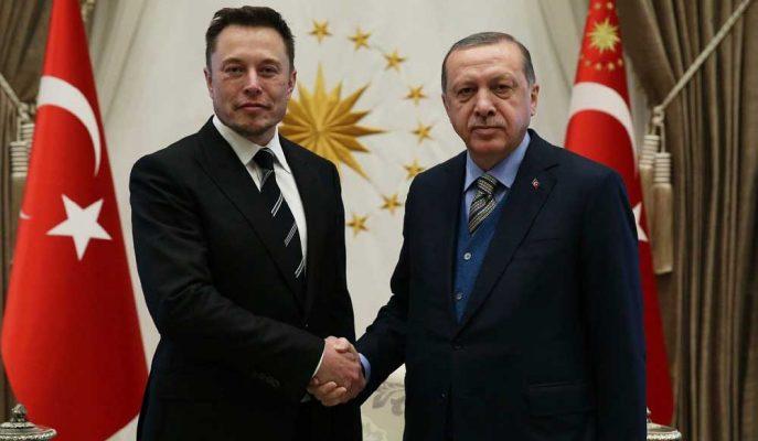 Elon Musk – Erdoğan Görüşmesinden Sonra İlk İşbirliği Resmen Duyuruldu!