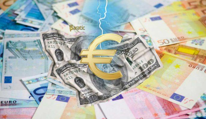 Euro Doları Ezmeye Başladı! Parite 9 Haftanın Zirvesinde