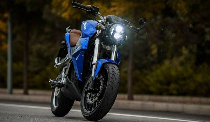 Evoke Urban Classic: Apple'ın Üretim Ortağı Foxconn İmzalı Elektrikli Motosiklet!