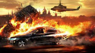 Dünyanın En İyi Şoförlerine Taş Çıkartacak Film Yıldızlarının Unutulmaz Araba Sahneleri
