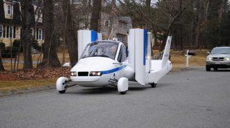 Geely Desteğiyle 2019'da Pazara Sunulacak Uçan Araba: Terrafugia Transition