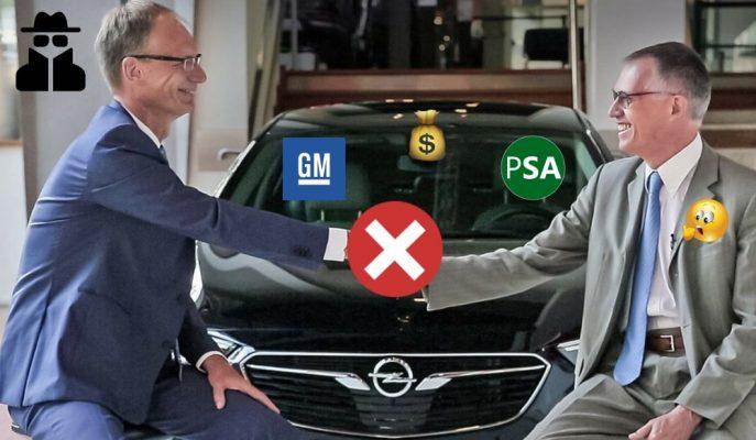 "General Motors ""Opel Satışı"" Sırasında PSA Grubu Kandırdı mı?"
