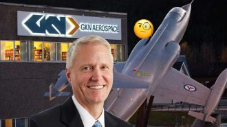 Airbus'a Parça Üreten GKN'nin CEO'su Geldiği Gibi Gitti