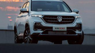 """GM Motors – SAIC Ortaklığında Gösterilen Ucuz """"Baojun 530 SUV"""" İddialı Duruyor!"""