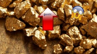 Altının Gramı 163,8 Lira ile Bir Kez Daha Rekor Kırdı!