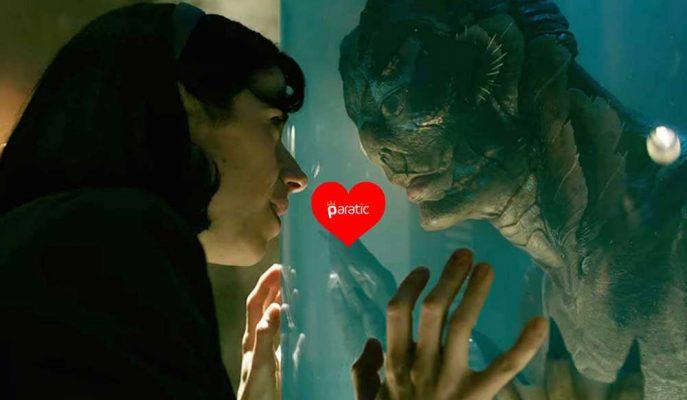 """Guillermo Del Toro'nun """"Favorim"""" Dediği The Shape of Water'ın Son Fragmanı!"""