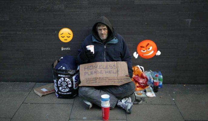 İngiltere'deki Evsiz Sayısı Newcastle'ın Nüfusunu Bile Aştı!
