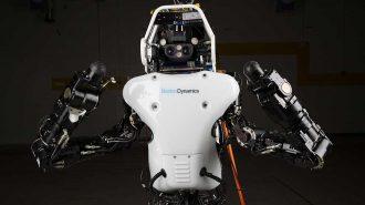 İnsansı Robot Atlas'ın Etkileyici Performanslarına Tanık Olun