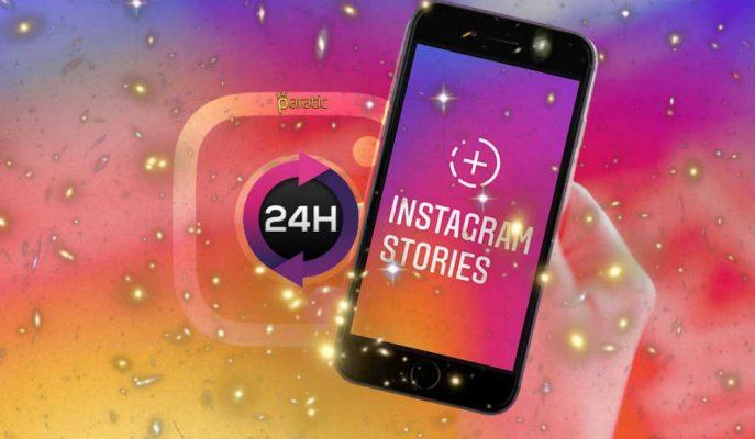 Instagram Hikayelerine Artık Daha Eski Fotoğraf ve Videolar Yüklenebiliyor!