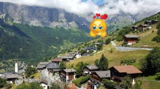 İsviçre'nin Cennet Kasabasına Yerleşenlere 25 Bin Frank Ödenecek!