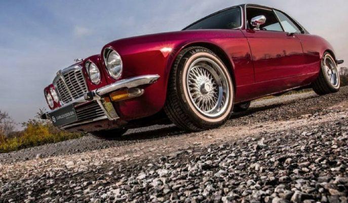 Jaguar'ın Muhteşem XJ Coupe'si Carlex ile Tekrar Canlandırıldı!