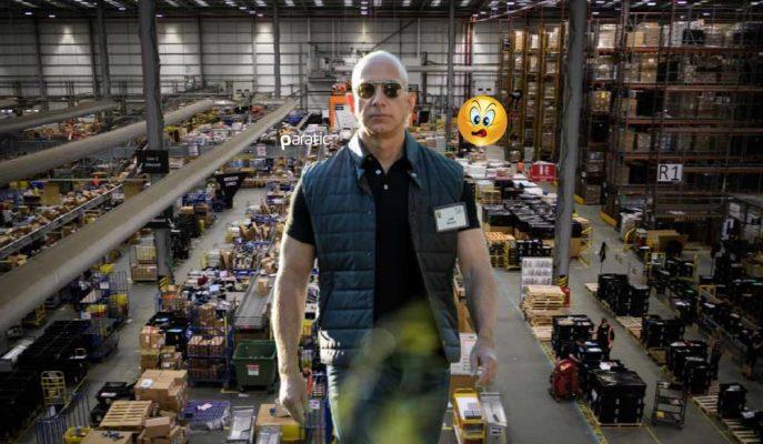 Jeff Bezos Amazon Çalışanlarına Yaptığı Eziyetle Yine Gündemde!
