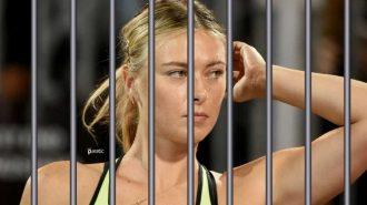 Maria Sharapova 7 Yıl Hapis Cezasıyla Karşı Karşıya!