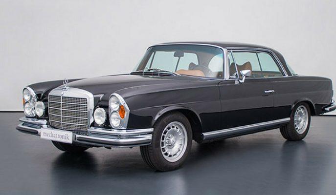 Mechatronik Mühendisliğin Mercedes W111'e Yaptığı İnanılmaz Yenilemesi!