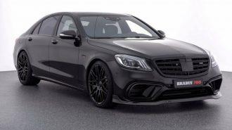 Mercedes-AMG Brabus S63-S650: Bu İkiliyi Geçebilecek Spor Araba Sayısı Sınırlı!