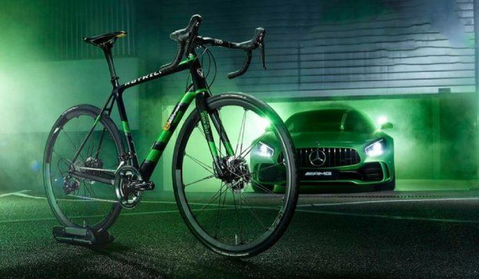 Mercedes – Rotwild İş Birliğinde Yapılan AMG GT-R Temalı Enfes RS.2 Bisiklet!