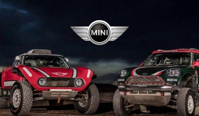 2018 Dakar Rallisi'ne Mini'den JCW ve Buggy Çılgınlığı!