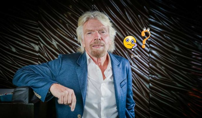 Richard Branson'un Saygınlığını Yerle Bir Edecek Suçlama!