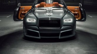 Rolls-Royce Dawn'a Novitec & Spofec Tarafından Yeni Bir Kostüm Dikildi!