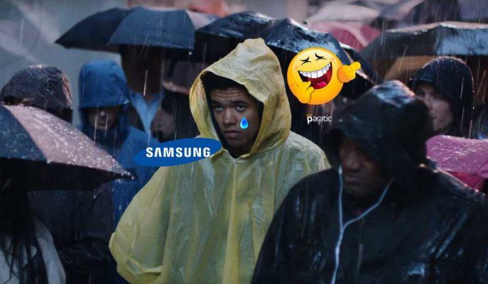 Samsung'un iPhone Göndermeli Reklam Filmi Apple'ı Kızdıracak!