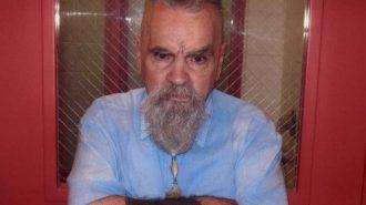 Ünü Tüm Dünyaya Yayılmış Seri Katil Charles Manson Öldü!