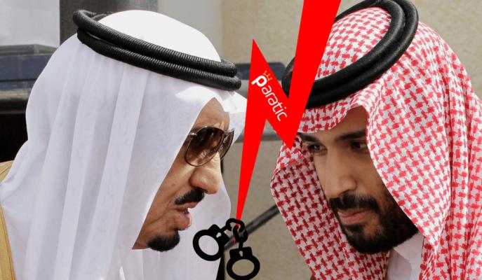 Suudi Arabistan'ın En Zenginleri Gözaltına Alınıyor!