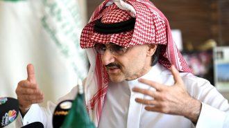 Suudi Prenslere İşkence Ediliyor İddiası!