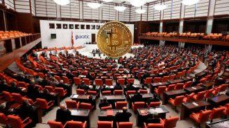TBMM'ye Bitcoin Hakkında Soru Önergesi Sunuldu