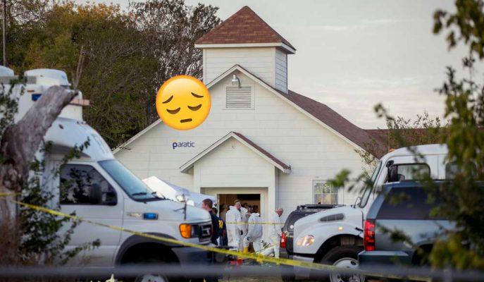 Las Vegas'tan Sonra Teksas'ın En Kanlı Saldırısı Kilise Katliamı ile İlgili Gelişmeler!