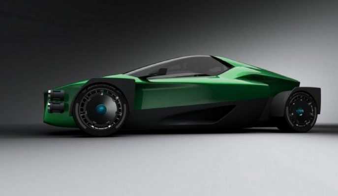 """Tesla Roadster'ı Çıkmadan Tahtından İndirecek Otomobil: """"XING Mobility Miss R"""""""