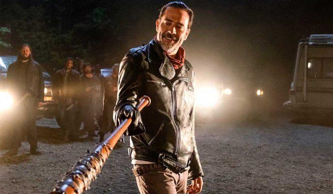 The Walking Dead'in Negan'ı Jeffrey Dean Morgan'dan Eşine Torpil!