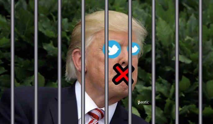 Trump'ın Twitter Hesabı Silindi! Sosyal Medya Tarihin En Güzel 11 Dakikasını Yaşadı