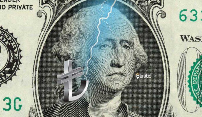 Türk Lirası Dolar Karşısında En Fazla Değer Kazanan İkinci Para Konumuna Yükseldi