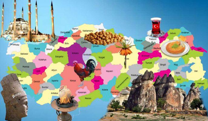 Türkiye'yi Ne Kadar İyi Tanıyorsun? 10 Soruluk Bu Testi Çöz Cevabını Söyleyelim!