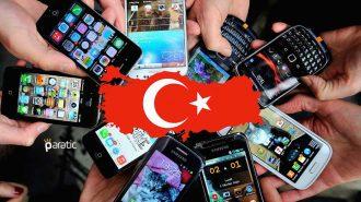 Türkiye'de İnternet Kullanımının Yüzde 50'den Fazlası Mobilden