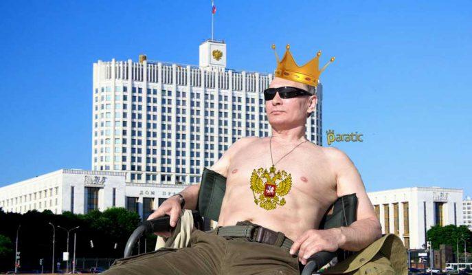 Putin Hakkında Şaşırtan İddia! Seneye Görevi Bırakıyor mu?
