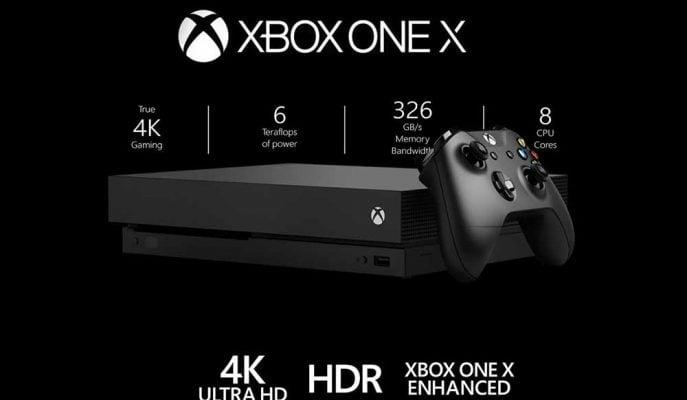 Playstation'ın En Büyük Rakibi Xbox One X Türkiye'de Satışa Sunuldu