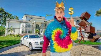 Youtube Bir Fenomene Daha Lüks Ev Aldırdı! İşte Jake Paul'un Muhteşem Evi