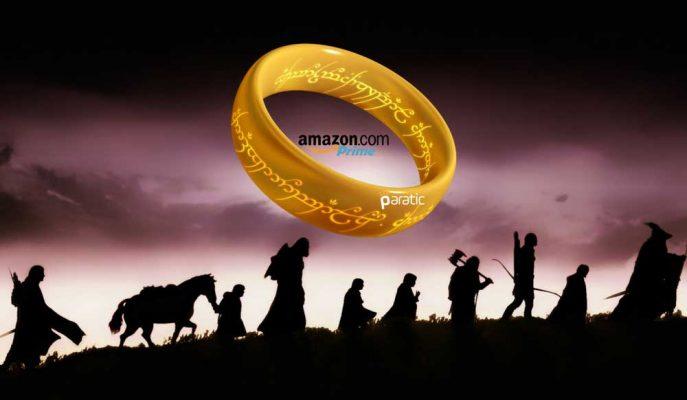 """Yüzüklerin Efendisi Mücadelesini Kazanan """"Amazon"""" Oldu!"""