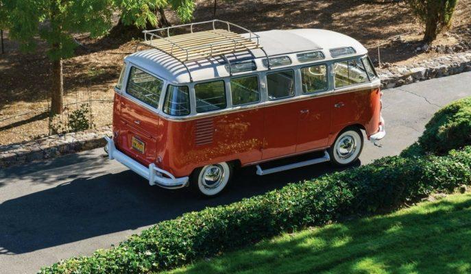 200 Bin Dolar Değer Biçilen VW Camper Alıcısını Arıyor!