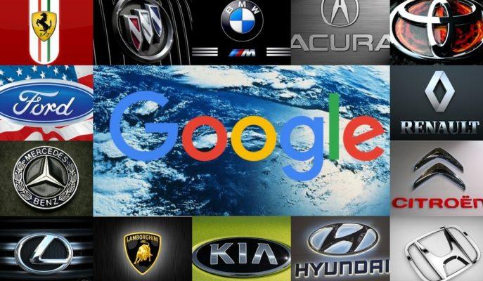 2017 Yılında Google Üzerinden En Çok Arama Yapılan Araba Markaları!