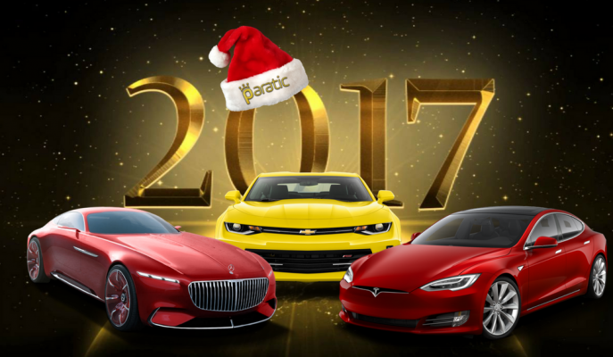 2017'de Paratic.com'da En Çok Paylaşım Alan 15 Otomobil Haberi!